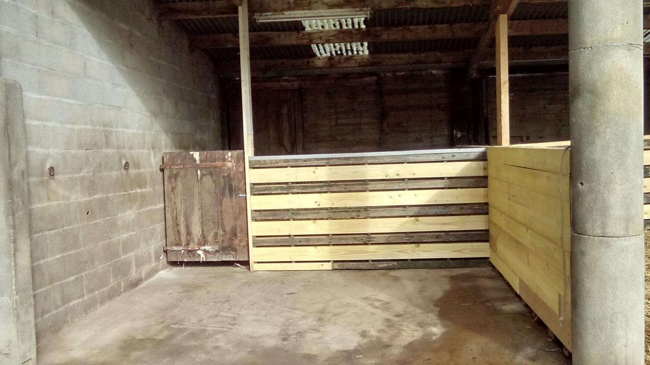 Un box